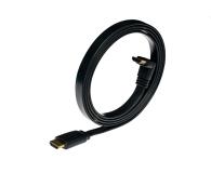 SHIRU HDMI-HDMI 5m kątowy do telewizora, konsoli - 275957 - zdjęcie 3