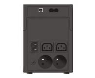 Ever EASYLINE 1200 (1200VA/600W) 2xPN-E  2xIEC AVR USB - 261911 - zdjęcie 1