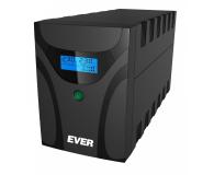 Ever EASYLINE 1200 (1200VA/600W) 2xPN-E  2xIEC AVR USB - 261911 - zdjęcie 2