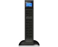Power Walker ON-LINE (2000VA/1600W, 4xIEC, USB, LCD, RACK) - 253723 - zdjęcie 2