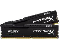 HyperX 8GB(2x4GB) 2666MHz CL15  Fury Black  - 254683 - zdjęcie 2