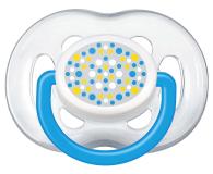 Philips Avent Smoczek Ortodontyczny 6-18m+ 2szt Żółty - 330621 - zdjęcie 2