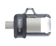 SanDisk 64GB Ultra Dual Drive m3.0 (USB 3.0) 150MB/s  - 330770 - zdjęcie 3