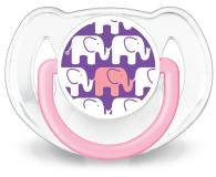 Philips Avent Smoczek Ortodontyczny 6-18m+ 2szt Różowy - 329116 - zdjęcie 3