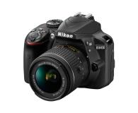 Nikon D3400 + AF-P 18-55 VR  - 333025 - zdjęcie 1