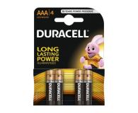 Duracell Basic AAA/LR03 4 szt. - 329063 - zdjęcie 1