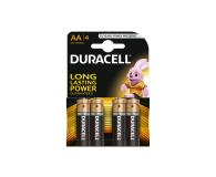 Duracell Basic AA/LR6 4 szt. - 329062 - zdjęcie 1