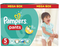 Pampers Pieluchomajtki Active Baby 5 Junior 11-18kg  96szt - 258030 - zdjęcie 2