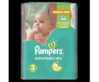 Pampers Active Baby Dry 3 Midi 5-9kg 208szt Na Miesiąc - 339026 - zdjęcie 2