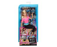 Barbie Made to Move różowy top - 283468 - zdjęcie 6