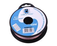 CABLETECH Kabel Głośnikowy CCA 1.5mm 10M - 291852 - zdjęcie 1