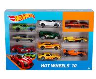 Hot Wheels Zestaw samochodzików 10 pack - 283437 - zdjęcie 1