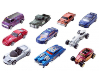 Hot Wheels Zestaw samochodzików 10 pack - 283437 - zdjęcie 4