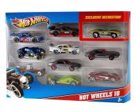 Hot Wheels Zestaw samochodzików 10 pack - 283437 - zdjęcie 3