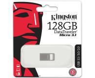 Kingston 128GB DataTraveler Micro 3.1 (USB 3.1) 100MB/s  - 286795 - zdjęcie 3