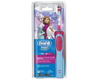 Oral-B D12 Kids Frozen - 295848 - zdjęcie 3