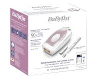 Babyliss Depilacja świetlna Homelight G971PE różowy  - 298222 - zdjęcie 2
