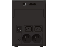 Power Walker VI 1200 (1200VA/600W, 2xPL/IEC, USB, AVR) - 176816 - zdjęcie 4
