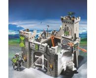 PLAYMOBIL Forteca rycerzy herbu Wilka - 301143 - zdjęcie 3