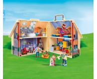 PLAYMOBIL Nowy przenośny domek dla lalek - 299410 - zdjęcie 2