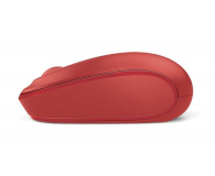 Microsoft 1850 Wireless Mobile Mouse Czerwień Ognia - 185692 - zdjęcie 3