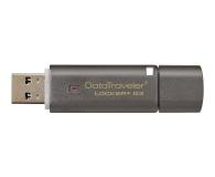 Kingston 64GB DataTraveler Locker+ G3 (USB 3.0) 135MB/s - 169317 - zdjęcie 4