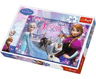 Trefl Miłość w Krainie Lodu Frozen  - 307630 - zdjęcie 1