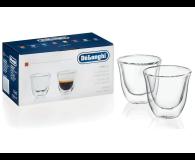 DeLonghi Szklanki do espresso zestaw 2 sztuki  - 309935 - zdjęcie 2