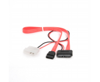 Gembird Kabel SATA 7-pin - SATA + Molex 35cm - 189242 - zdjęcie 1