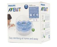 Philips Avent Sterylizator Mikrofalowy Parowy Na 4 Butelki - 321155 - zdjęcie 5
