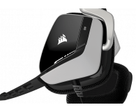 Corsair VOID RGB USB Dolby 7.1 Gaming Headset (białe)  - 321356 - zdjęcie 3