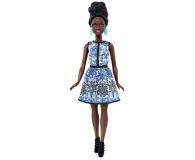 Mattel Barbie Fashionistas Błękitny Brokat - 322069 - zdjęcie 1