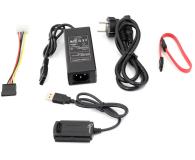 Gembird Konwerter USB - SATA, IDE (zasilanie) - 66077 - zdjęcie 2