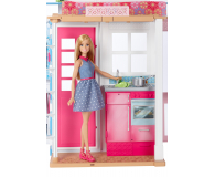 Barbie Duży Domek dla lalek z akcesoriami i lalką - 344589 - zdjęcie 6