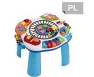 Zabawka dla małego dziecka Smily Play Edukacyjny stoliczek