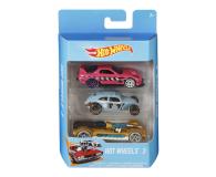 Hot Wheels Zestaw samochodzików 3 pack - 344363 - zdjęcie 3