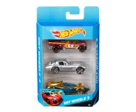 Hot Wheels Zestaw samochodzików 3 pack - 344363 - zdjęcie 4
