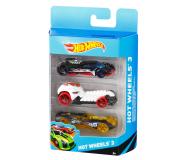 Hot Wheels Zestaw samochodzików 3 pack - 344363 - zdjęcie 2