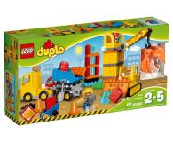 LEGO DUPLO Wielka budowa - 318257 - zdjęcie 1