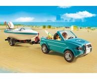 PLAYMOBIL Surfer-Pickup z motorówką - 344820 - zdjęcie 3