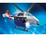 PLAYMOBIL Helikopter policyjny z reflektorem LED - 344866 - zdjęcie 3