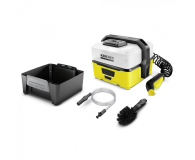 Karcher Mobile Outdoor Cleaner OC 3 + Adventure Box - 350784 - zdjęcie 1