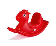 Little Tikes Koń na Biegunach Czerwony - 350636 - zdjęcie 3