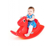 Little Tikes Koń na Biegunach Czerwony - 350636 - zdjęcie 4
