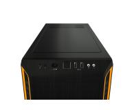 be quiet! Pure Base 600 czarno-pomarańczowa z oknem - 351875 - zdjęcie 2