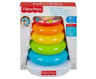 Fisher-Price Piramidka z kółek - 349254 - zdjęcie 5