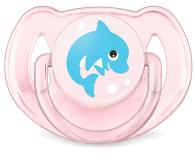 Philips Avent Smoczek Ortodontyczny 6-18m+ 2szt Różowy - 356453 - zdjęcie 2