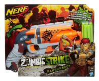 NERF Zombie Strike Hammershot - 357136 - zdjęcie 2