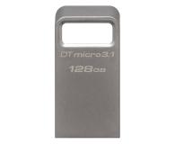 Kingston 128GB DataTraveler Micro 3.1 (USB 3.1) 100MB/s  - 286795 - zdjęcie 1