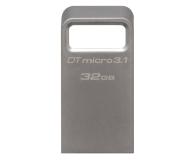 Kingston 32GB DataTraveler Micro 3.1 (USB 3.1) 100MB/s - 247147 - zdjęcie 1
